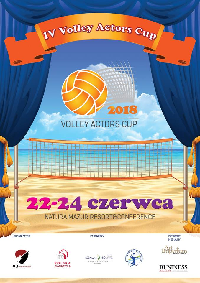 Volley Actors Cup 2018