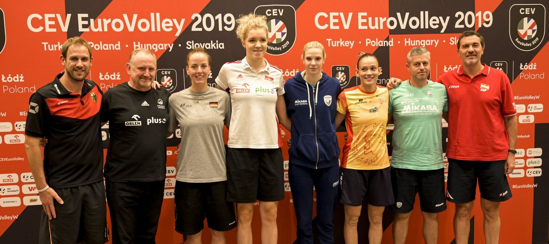 Germany, Slovenia, Poland and Spain ready for the 8th Finals