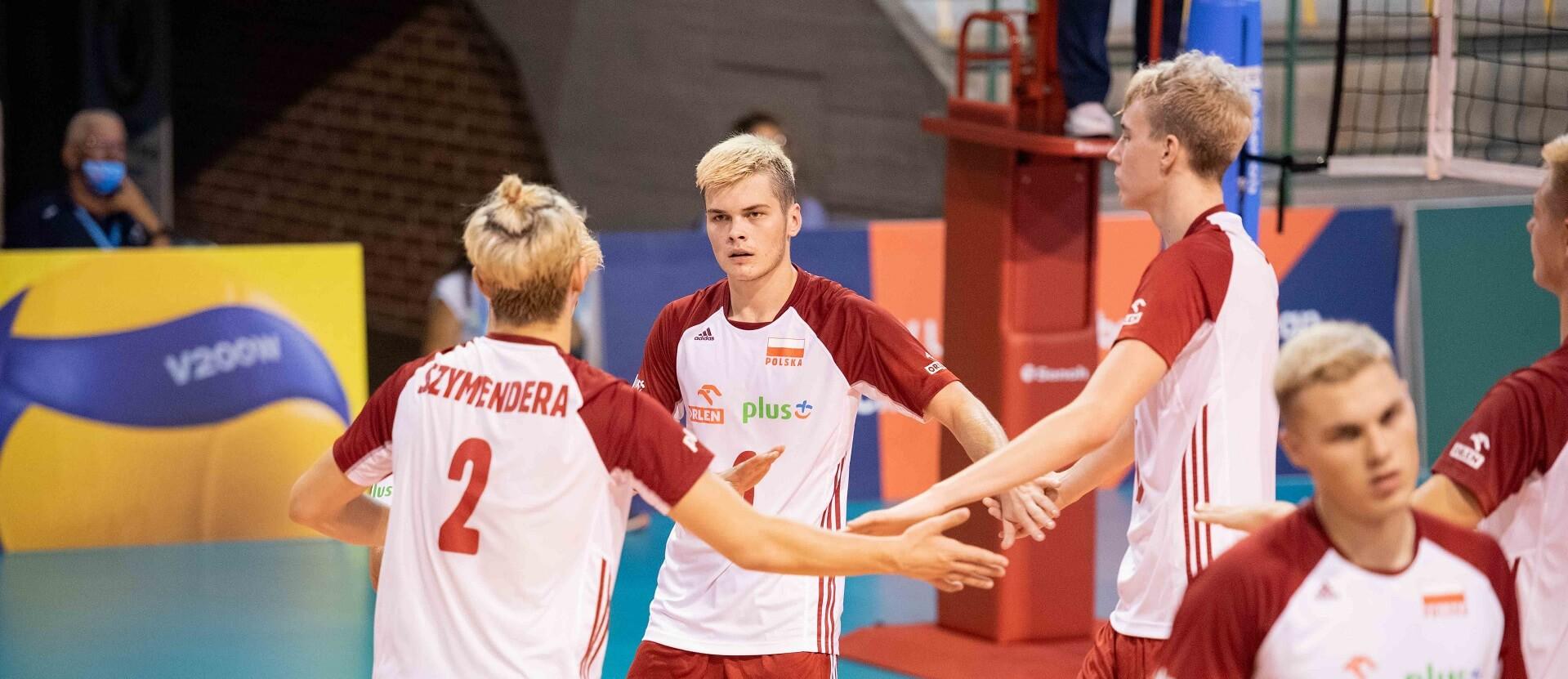 ME U18: Polska - Bułgaria 3:1 - Polacy z brązowymi medalami!