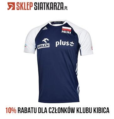 Koszulka adidas reprezentacji Polski (granatowa)