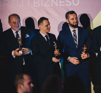 Lotto Eurovolley Poland 2017 with the Event of the Year award!