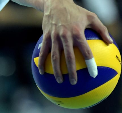 World Masters Volleyball Championship w Pucku