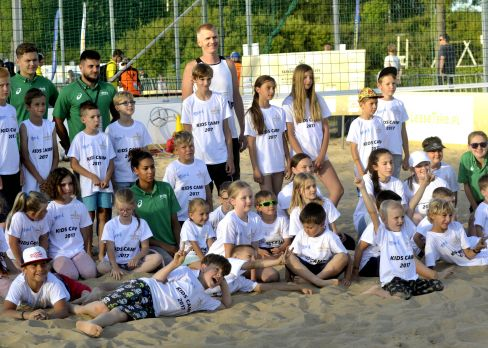 Kids Camp sobota